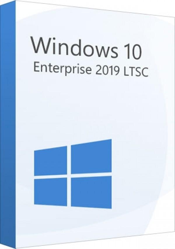 Microsoft Windows 10 Enterprise 2019 LTSC